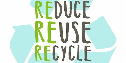 Reduce Reuse Recycle - Sustainability On A Shoestring