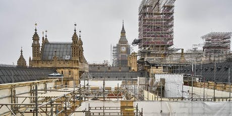 Planning for the Conservation of the Palace of Westminster tickets