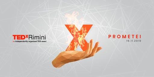 TEDxRimini 2019