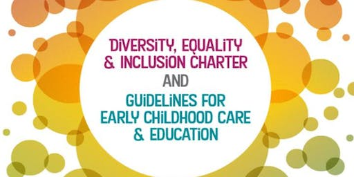 Diversity, Equality and Inclusion Guideline and Charter Training 4 Day workshop