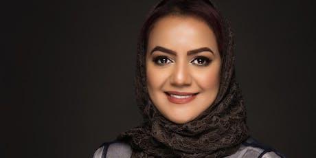 AOS Lecture - Maimuna Al Suleimani tickets
