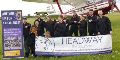 Headway Oxfordshire Tandem Skydive