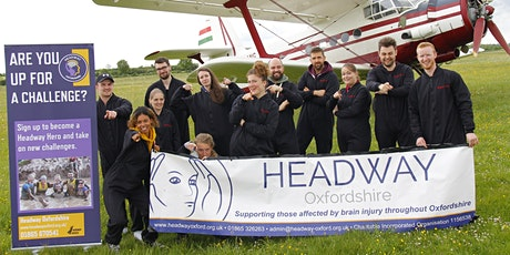Headway Oxfordshire Tandem Skydive tickets