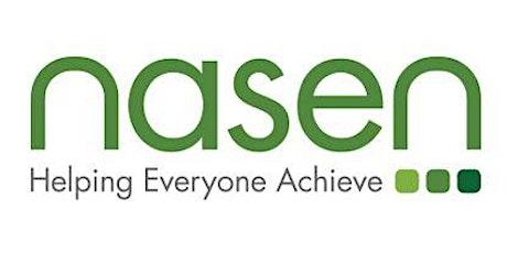 Nasen Training Event - 'The Strategic SENCO and High Quality Teaching' tickets