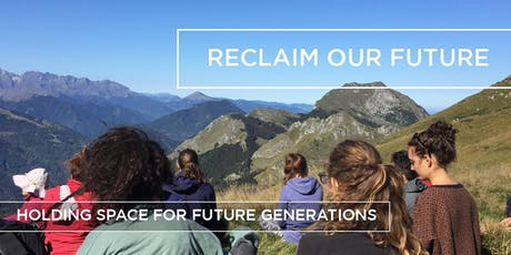 Reclaim our future: Growing young activists - info session tickets