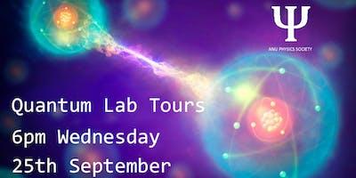 Quantum Lab Tours