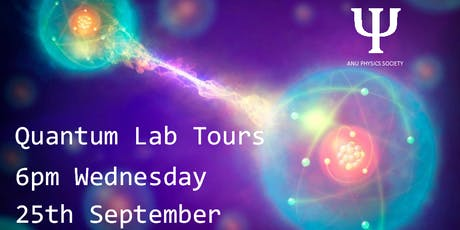 Quantum Lab Tours tickets
