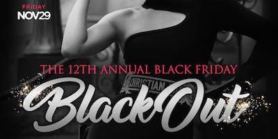 South Carolina's 12th Annual Black Friday Blackout