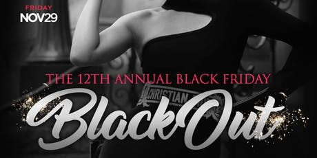 South Carolina's 12th Annual Black Friday Blackout tickets