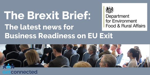 The Brexit Brief: The latest news for Business Readiness on EU Exit