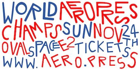 2019 World AeroPress Championship tickets