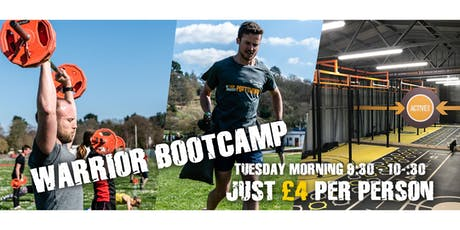 Morning Bootcamp tickets