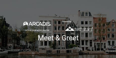 Innovation in the City of Amsterdam - Panel Discussion & Meet & Greet tickets