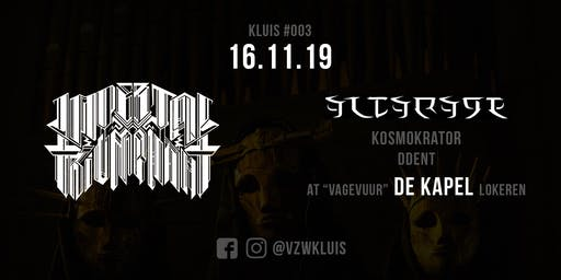KLUIS #003: Imperial Triumphant / Altarage / Kosmokrator / DDENT