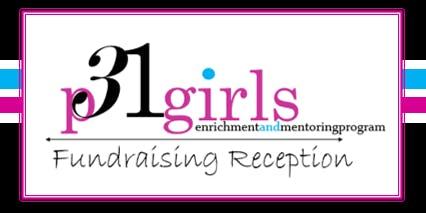 P31girls Fundraising Reception