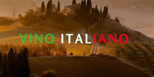 Vino Italiano - Wine Tasting Class