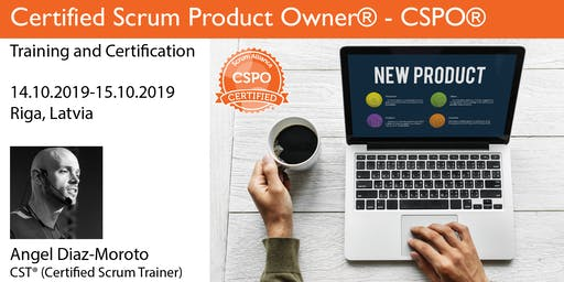 Certified Scrum Product Owner® (CSPO®)