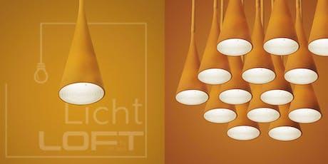 Eröffnung LichtLoft Trier • Lichtkonzepte, Leuchten, Lampen und Licht Tickets
