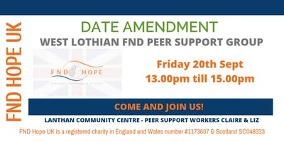 West Lothian FND Peer Support Group
