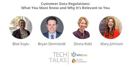 TechTalks on Customer Data Regulations: Why It's Relevant to You tickets