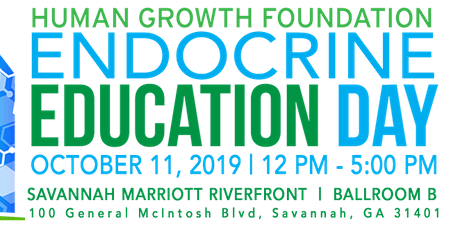 Human Growth Foundation's Pediatric Endocrinology Education Day: Georgia  tickets