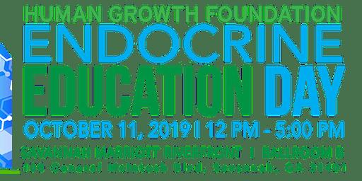 Human Growth Foundation's Pediatric Endocrinology Education Day: Georgia