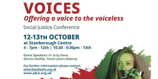 Voices Conference