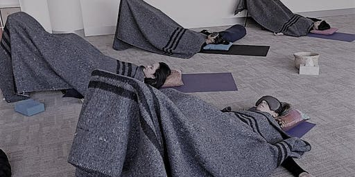 Monthly Deep Rest Restorative Yoga (90 minutes)