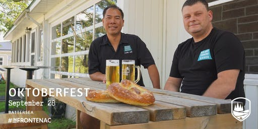 #Oktoberfest inFrontenac at Holiday Country Manor