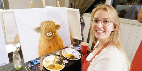 Hamish Brush Party - Hemel Hempstead tickets