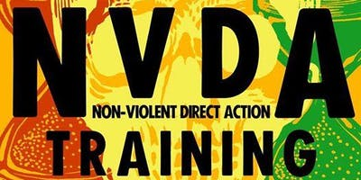 Extinction Rebellion Warwick District - NVDA Training (Evening)