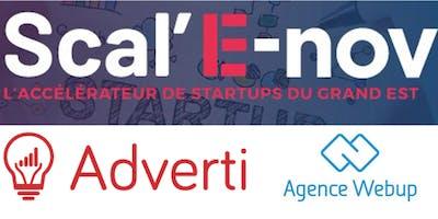 Workshop Scal'E-nov -  Webmarketing & Management des ressources