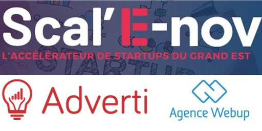 Workshop Scal'E-nov -  Webmarketing & Management des ressources