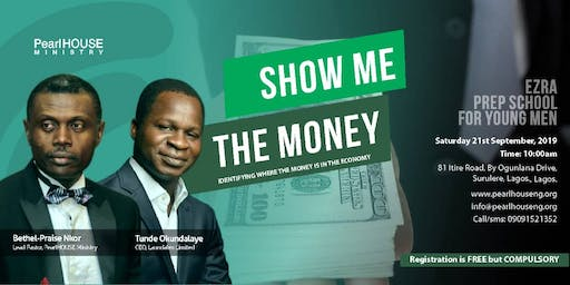 Show Me The Money...