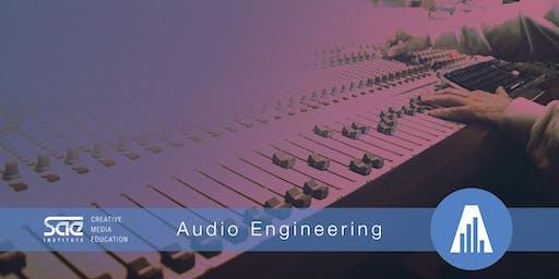 Workshop: Audio Engineering - Recording & Mixdown - Produktionsverfahren im großen Studio