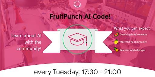 FruitPunch AI Code + Dinner