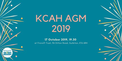 KCAH AGM 2019