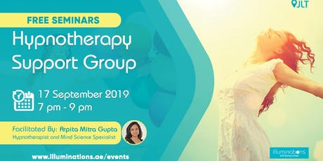 Hypnotherapy Support Group tickets
