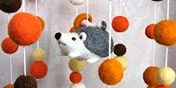 Learn the art of Needle Felting to create a 2or 3dimensional creation