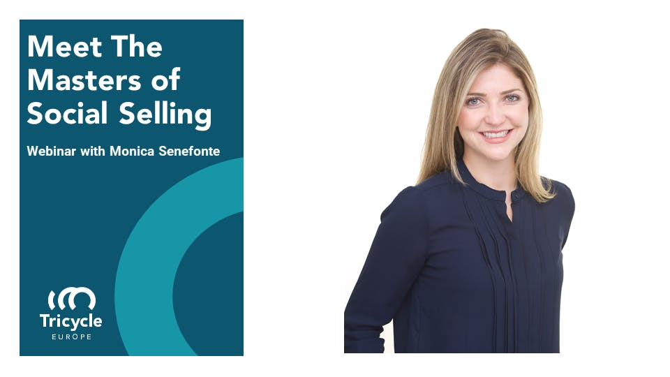 Online Webinar Meet the Masters of Social Selling
