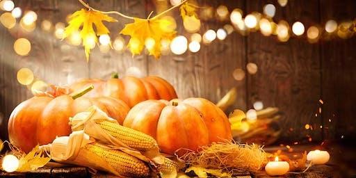 Autumn Celebration / Célébration d'automne