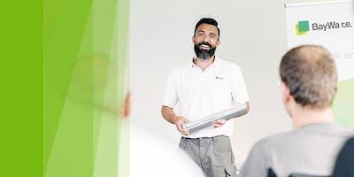 BayWa r.e. | Huawei Fusion Solar Home Training | October 23rd