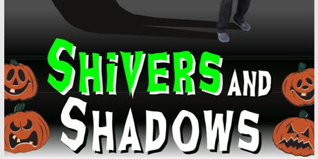 Squashbox Theatre Presents - Shivers & Shadows tickets