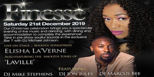 Finesse Festive Soul Live