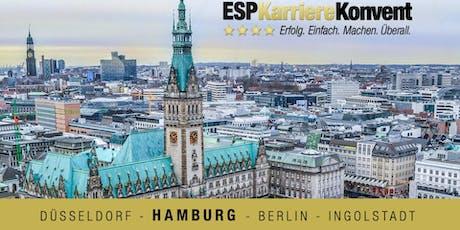 ESP Karriere Konvent - Hamburg Tickets