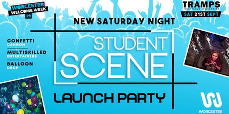 Student Scene Launch Party tickets