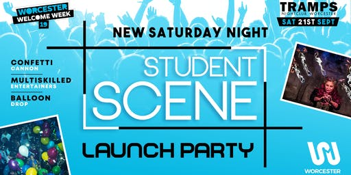 Student Scene Launch Party