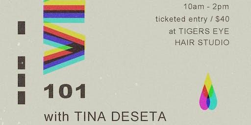 Vivids 101 with Tina DeSeta
