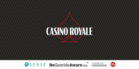 Casino Royale - Charity Night tickets