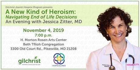 A New Kind of Heroism: Navigating End of Life Decisions tickets